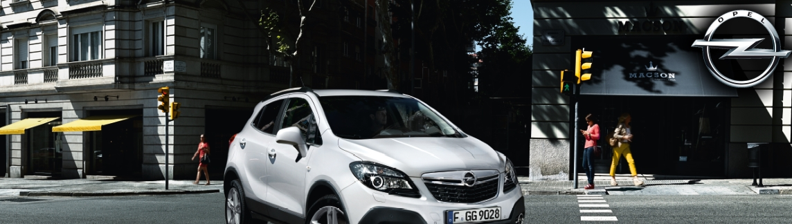 Get a map update for your Opel